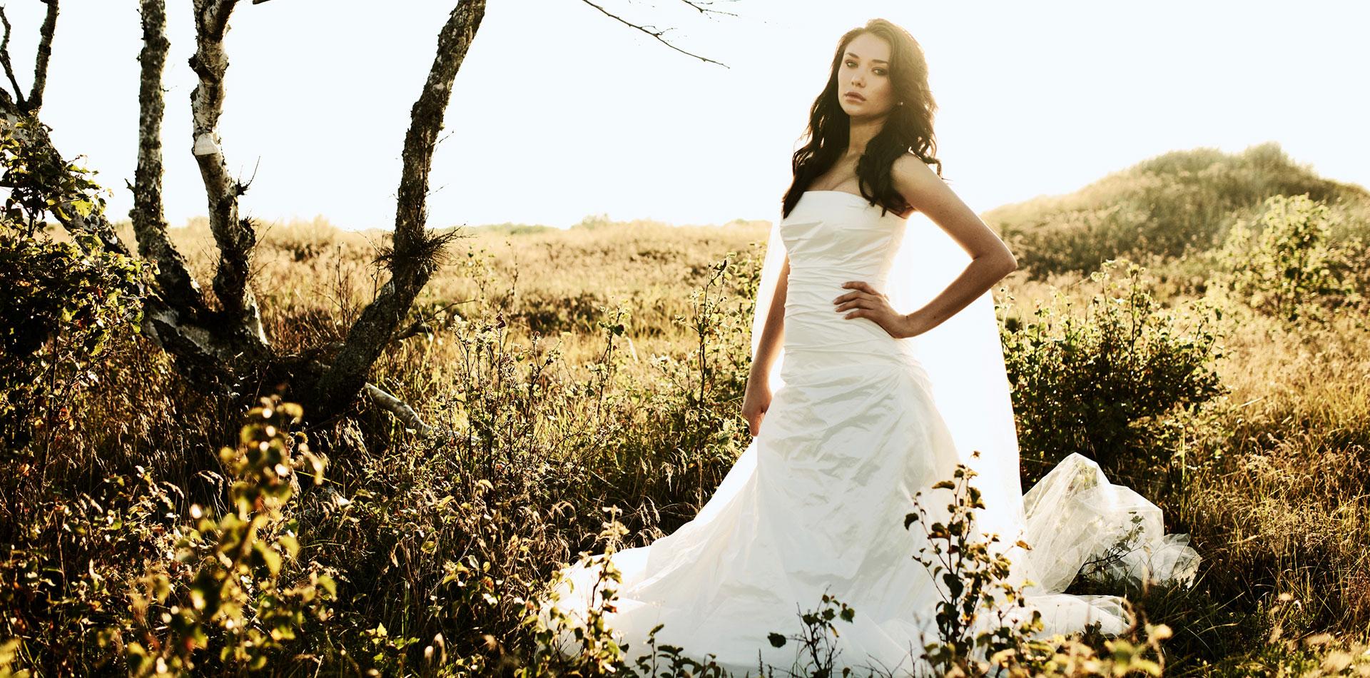 skræddersyede brudekjoler